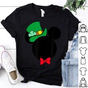 Original Disney Mickey Mouse Icon St. Patrick's Day Irish shirt