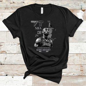Original NBA 08 24 Legends Never Die Kobe Bryant Thank You For The Memories shirt