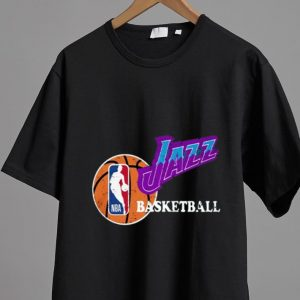 Pretty Nba Jazz Basketball shirt 1