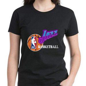 Pretty Nba Jazz Basketball shirt 2