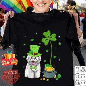 Shamrock Leprechaun Havanese St Patrick's Day shirt