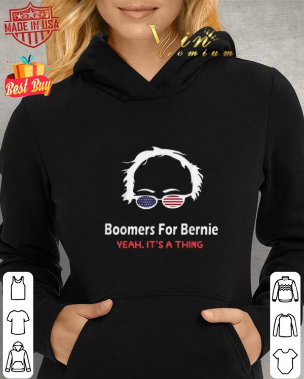 Top Boomers for bernie yeah it is a thing shirt
