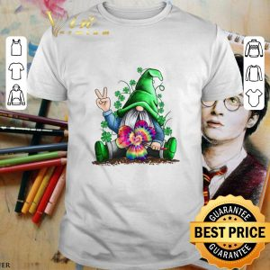 Top Hippie Gnome St. Patrick's day shirt