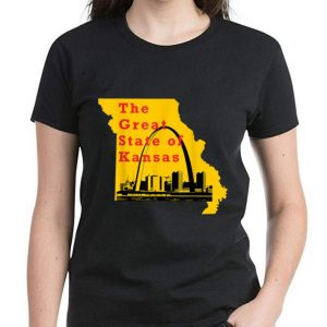 Top Kansas City Chiefs The Great State Of Kansas Trump shirt 2