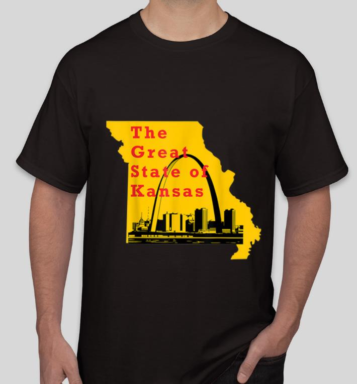 Top Kansas City Chiefs The Great State Of Kansas Trump shirt 4 - Top Kansas City Chiefs The Great State Of Kansas Trump shirt
