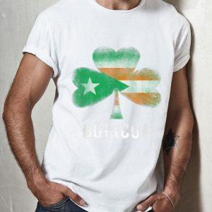 Top Puerto Rico Baseball Boricua St Patrick's Day shirt