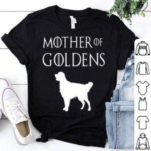 Beautiful Mother Of Goldens Golden Retriever Lover & Gift shirt