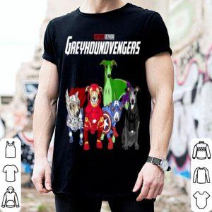 Nice Greyhoundvengers - Greyhound Dog Mother's Day shirt