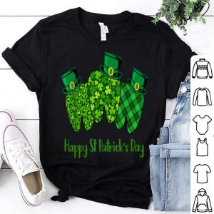 Official Happy St Patrick's Day Dental Assistant Tooth Irish Gift shirt