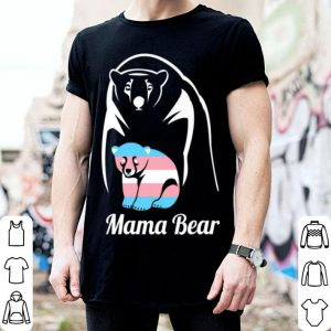 Official Lgbtq Mama Bear Transgender Pride Pride Month shirt