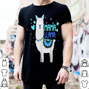 Official Mama Llama Cute Llama Lovers Father's Day 2019 Gift shirt