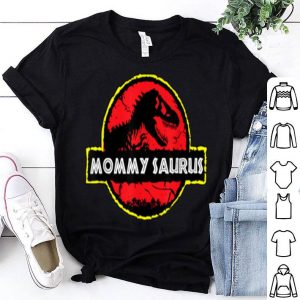 Premium Top Mens Women's Mother Novelty Gift Mommysaurus Dinosaur shirt