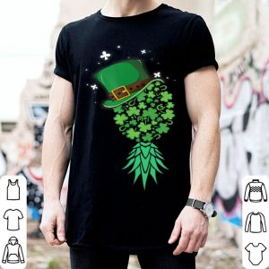Top Funny Pineapple Leprechaun St Patrick's Day shirt
