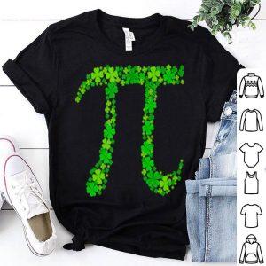 Top Pirish Pi Day St Patricks Day Math Major shirt