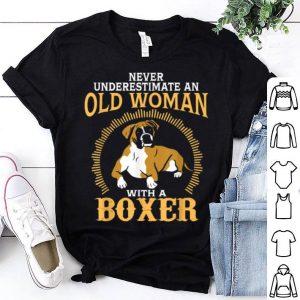 Top Womens Boxer-dog Grandma Funny Mom Mama Mother Lovers Gifts shirt