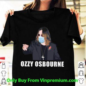 Great Ozzy Osbourne Mask Covid 19 shirt