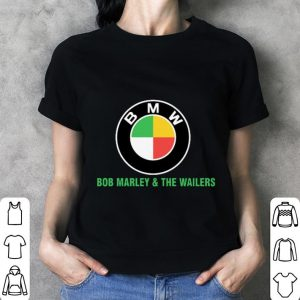 Bob Marley & the wailers BMW logo shirt 2