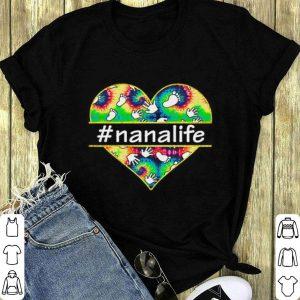 Heart Love #nanalife shirt