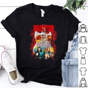 Led Zeppelin Electric Guitar shirt