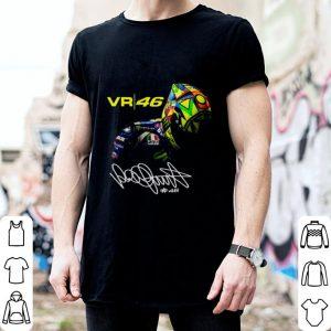 Nicolo Bulega VR46 signature shirt