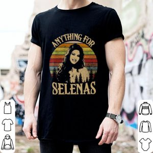 Sunset Anything for Selenas shirt
