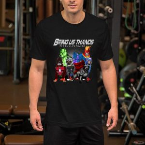 Bring us Thanos Pitbullvengers Marvel Avengers Endgame shirt