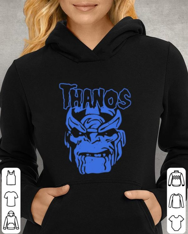 Face Thanos Marvel Avengers Endgame shirt