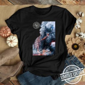 Game of Thrones Daenerys Targaryen and Night King shirt
