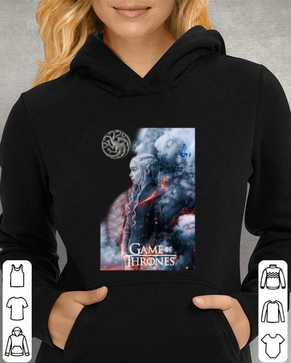Game of Thrones Daenerys Targaryen and Night King shirt