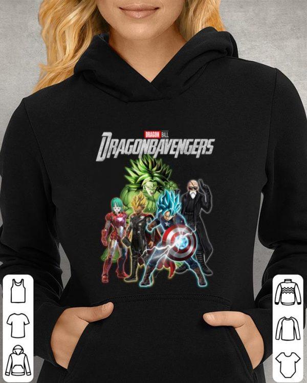 Marvel Avengers Endgame Dragon ball Dragonbavengers shirt