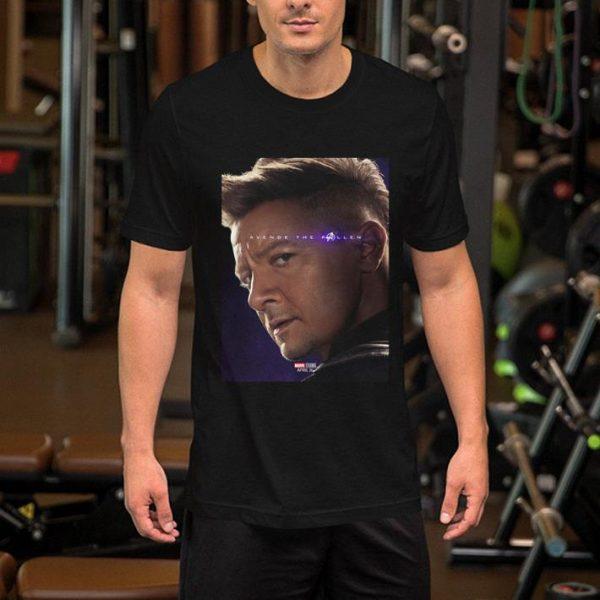 Marvel Avengers Endgame Hawkeye Avenge the fallen shirt