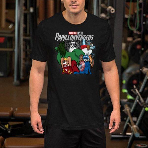 Marvel Avengers Endgame Papillon Papillonvengers shirt