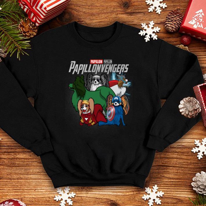 Marvel Avengers Endgame Papillon Papillonvengers shirt 4 - Marvel Avengers Endgame Papillon Papillonvengers shirt