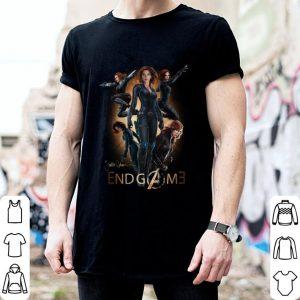 Marvel Avengers Endgame Scarlett Johansson signature shirt