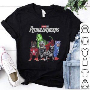 Marvel Pitbull Pitbullvengers Marvel Avengers Endgame shirt