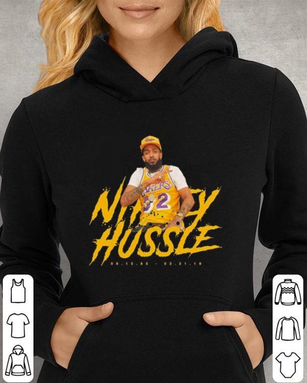 Nipsey Hussle RIP Rest in Peace Fan Art shirt