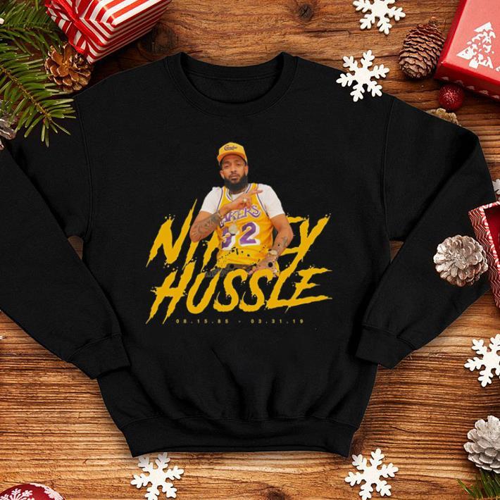 Nipsey Hussle RIP Rest in Peace Fan Art shirt 4 - Nipsey Hussle RIP Rest in Peace Fan Art shirt