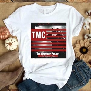 Rip Nipsey Hussle TMC The Marathon project shirt