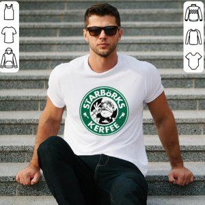 Starbucks Starborks kerfee swedish head chef shirt 1