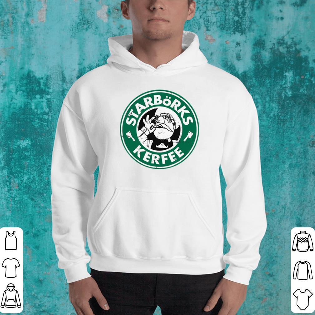 Starbucks Starborks kerfee swedish head chef shirt 4 - Starbucks Starborks kerfee swedish head chef shirt