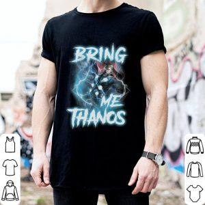 Thor Bring Me Thanos Marvel Infinity war Endgame shirt