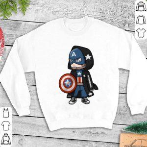 Chibi Captain America Converse Avengers shirt