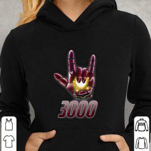 I love you sign 3000 Iron Man Tony Stark Daughter shirt 2