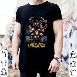 Marvel Avengers Endgame GYM shirt