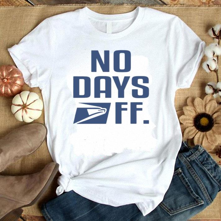 d50c5c05c066b No day off United States Postal Service shirt