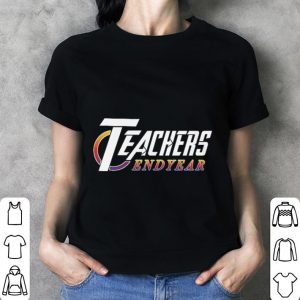 Teachers Endyear Avengers Endgame shirt 2