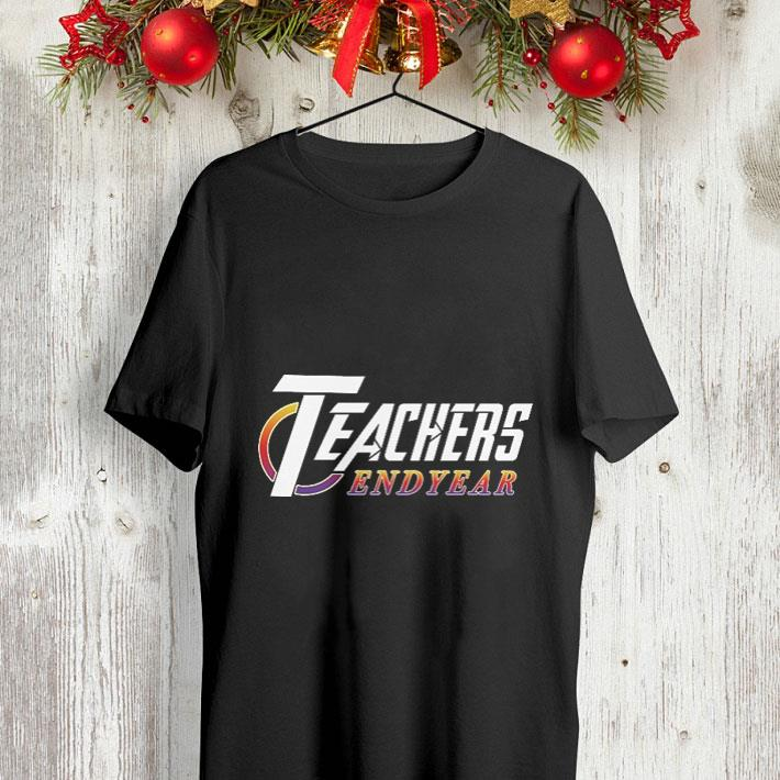 Teachers Endyear Avengers Endgame shirt 4 - Teachers Endyear Avengers Endgame shirt
