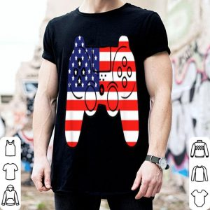 4th Of July Patriotic Video Gamer shirt