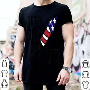 4th of July Drinking American Flag Fireworks Independence Day shirt