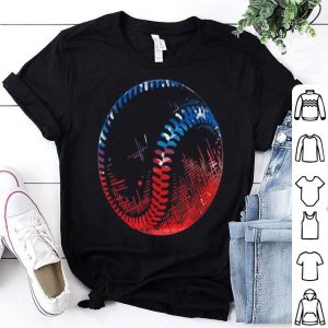 Baseball American Flag Usa Pride Sports Team Patriotic shirt
